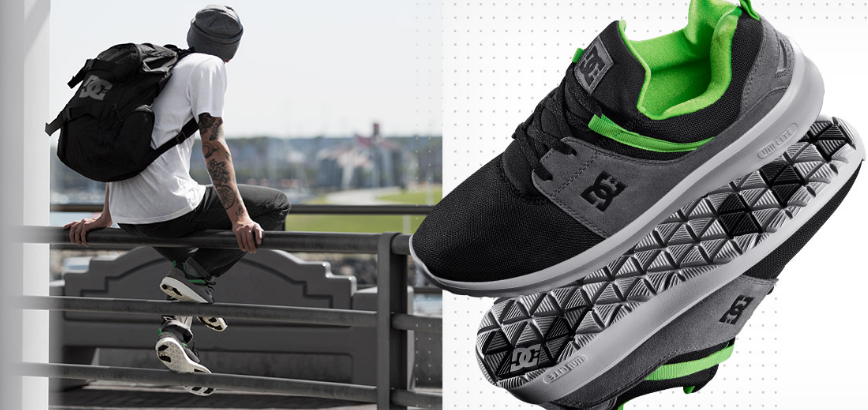 Акции DC Shoes в Геленджике